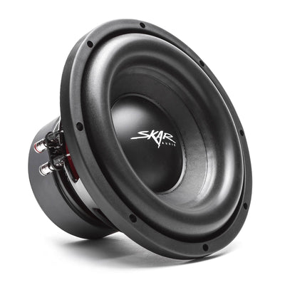 "Skar Audio Single 10"" SDR Series Complete Bass Package - Subwoofer Image"