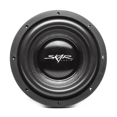 Skar Audio EVL-10 10-inch 2,000 Watt Max Power Car Subwoofer - Front View