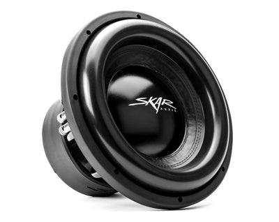 "Skar Audio EVL-2X12D4 Dual 12"" EVL Loaded Vented Subwoofer Enclosure - EVL Subwoofer"