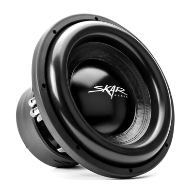 "Skar Audio EVL-2X12D4 Dual 12"" EVL Loaded Vented Subwoofer Package - Subwoofer View"