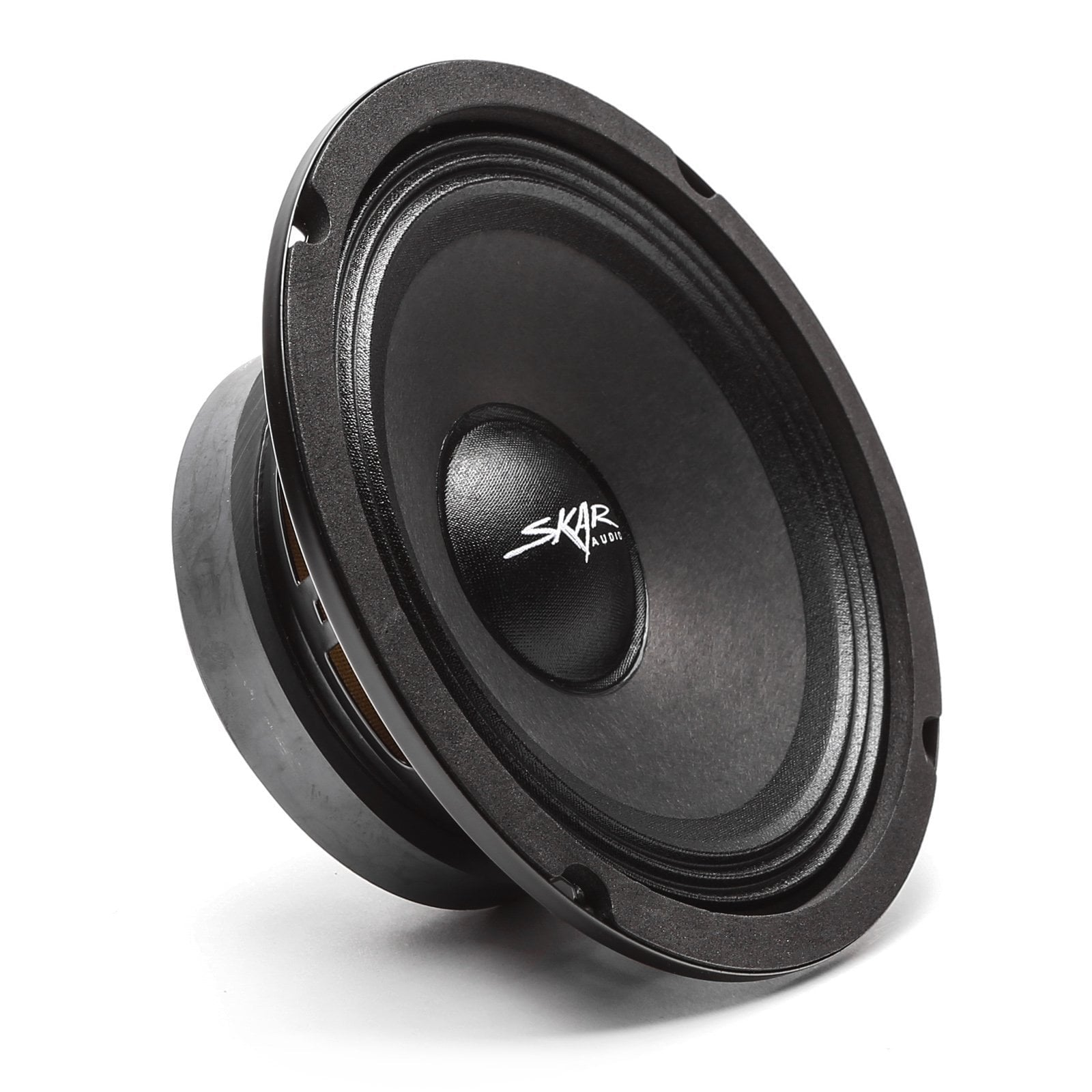 Skar Audio FSX65 6.5-inch 400 Watt Max Power Mid-Range Loudspeaker - Angle View
