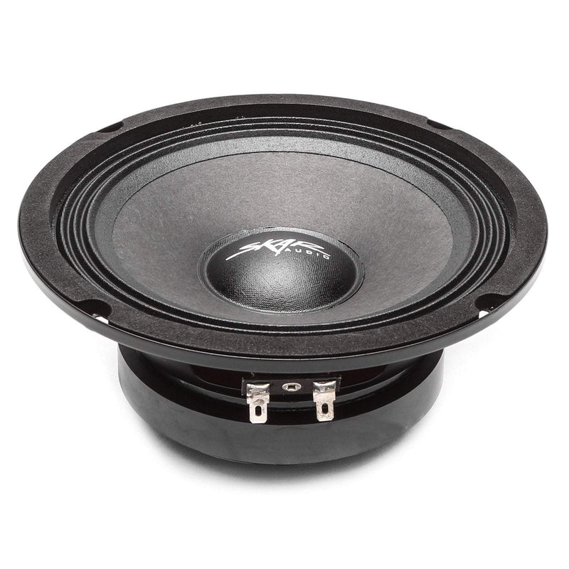 Skar Audio FSX65 6.5-inch 400 Watt Max Power Mid-Range Loudspeaker - Top View