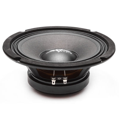 Skar Audio FSX8 8-inch 400 Watt Max Power Mid-Range Loudspeaker - Top View