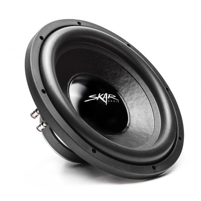 Skar Audio IX-12 12-inch 500 Watt Max Power Car Subwoofer - Angle View