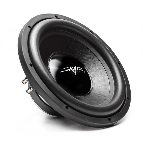 Skar Audio Ix 12 12 500 Watt Max Power Car Subwoofer
