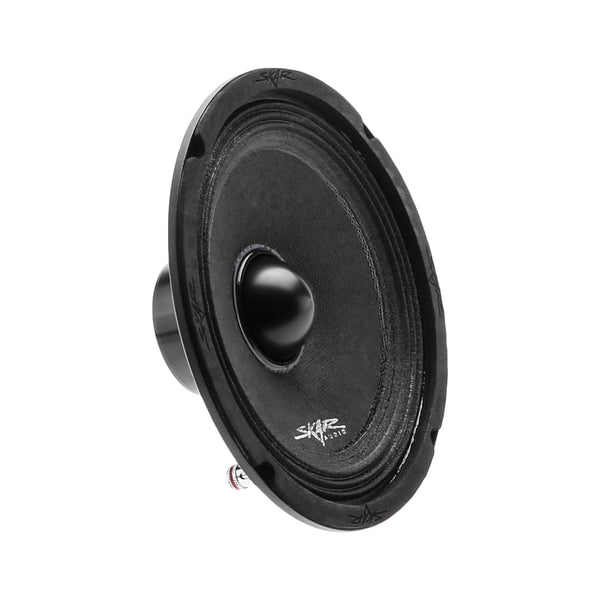 Skar Audio NPX65 6.5-inch Mid-Range Car Audio Loud Speaker with Neodymium Magnet - Angle View