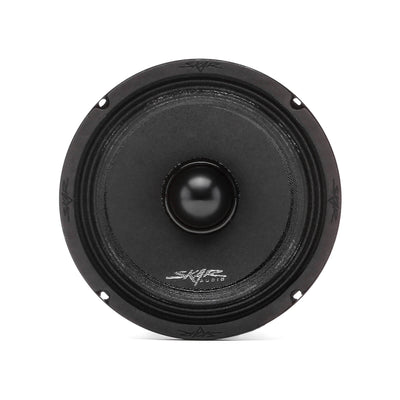 Skar Audio NPX65 6.5-inch Mid-Range Car Audio Loud Speaker with Neodymium Magnet - Front View