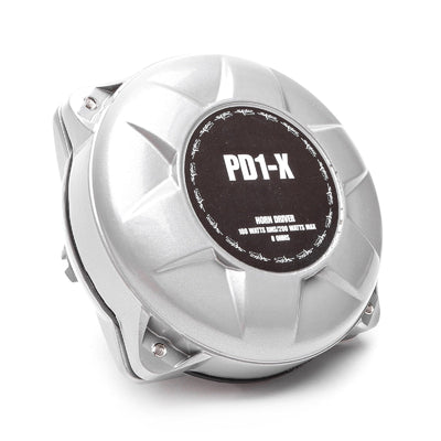 Skar Audio PD1-X 1-inch 200 Watt Max Power Horn Driver - Rear View