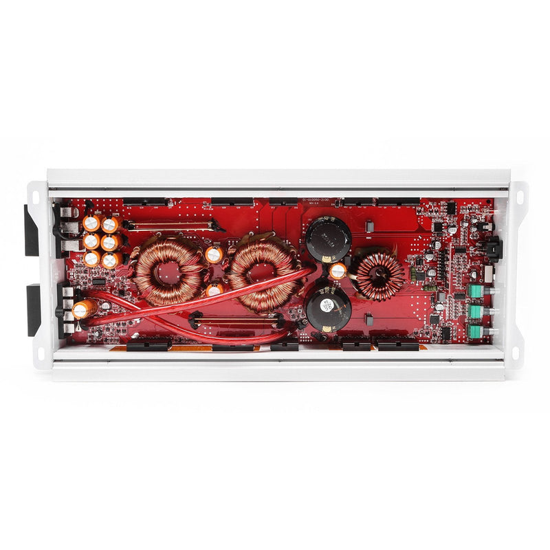 Skar Audio RP-1500.1DM 1,500 Watt Class D Monoblock Marine Amplifier - Gut Shot View