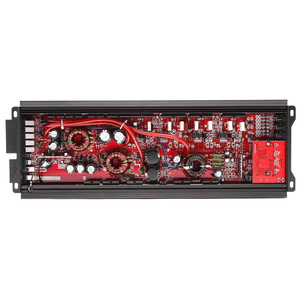 Skar Audio RP-600.5 700 Watt 5-Channel Car Amplifier - Gut Shot View