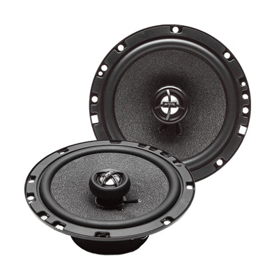 Skar Audio RPX65 6.5-inch 200 Watt Max Power Coaxial Car Speakers - Angle View
