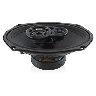 Skar Audio RPX69 6-inch x 9-inch 270 Watt Max Power Coaxial Car Speakers - Top View
