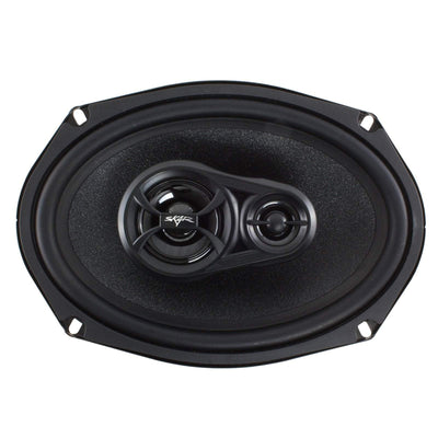 Skar Audio RPX69 6-inch x 9-inch 270 Watt Max Power Coaxial Car Speakers - Front View