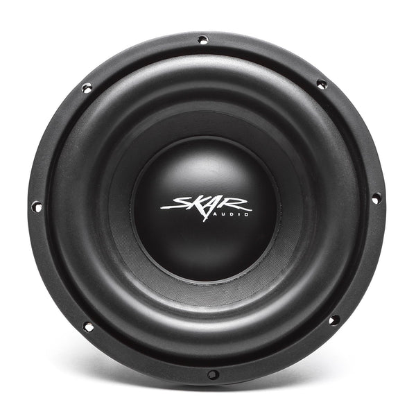 Skar Audio SDR-10 10-inch 1,200 Watt Max Power Car Subwoofer - Front View