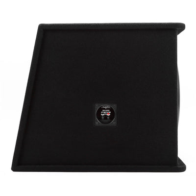 "Single 15"" 1,200 Watt SDR Series Loaded Vented Subwoofer Enclosure"
