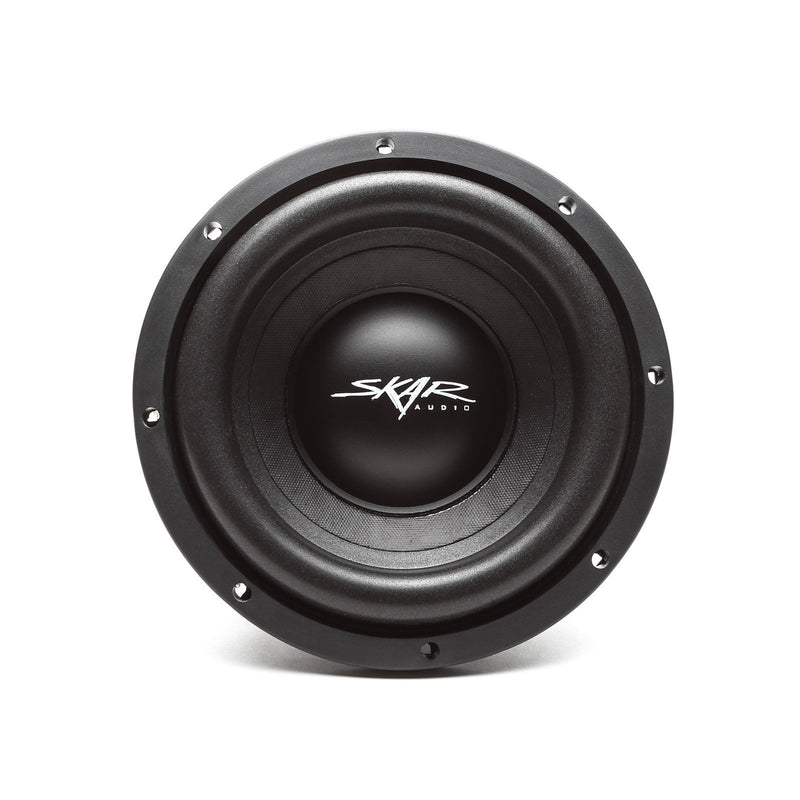 Skar Audio SDR-8 8-inch 700 Watt Max Power Car Subwoofer - Front View