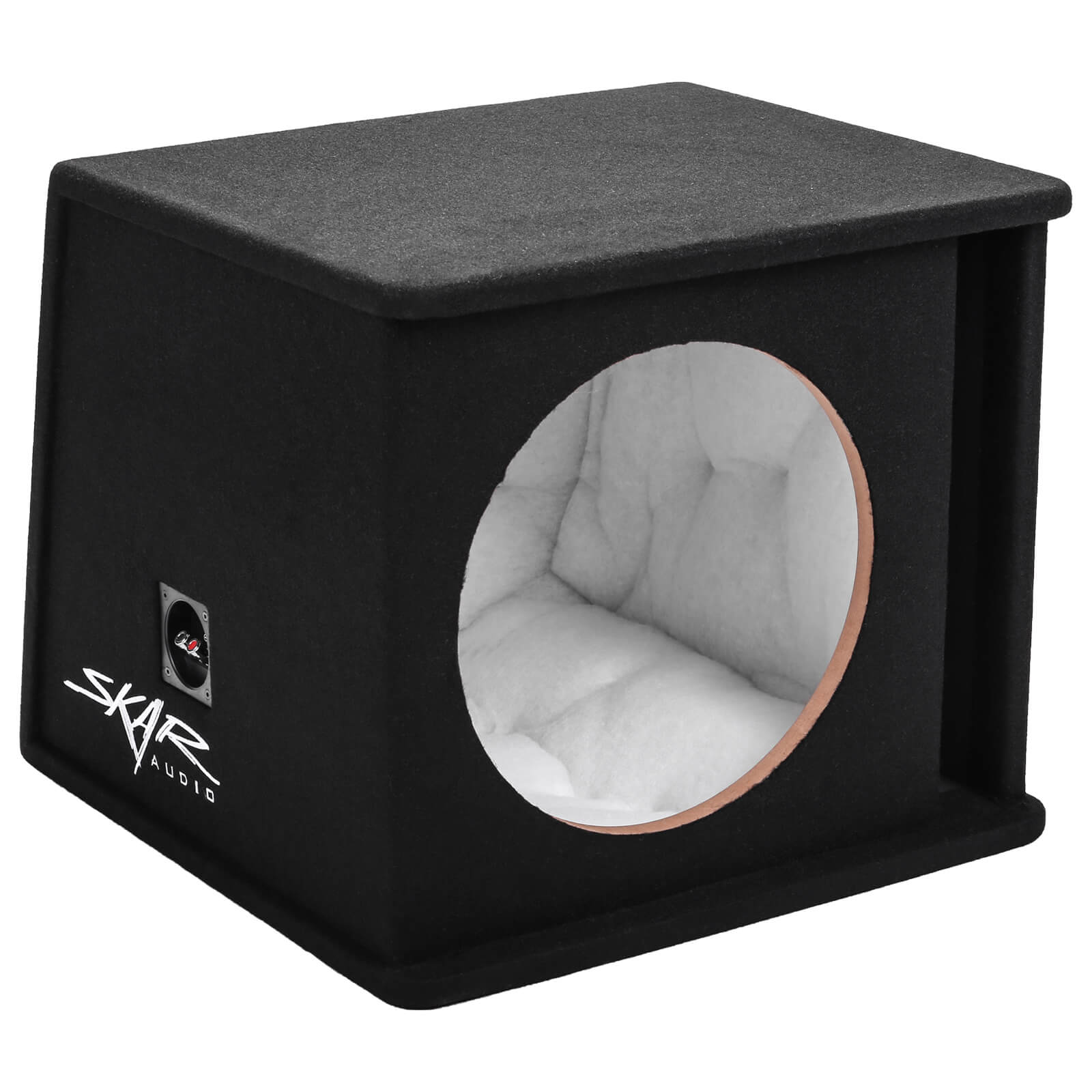 "Skar Audio SK1X15V Single 15"" Universal Fit Ported Subwoofer Enclosure - Main View"