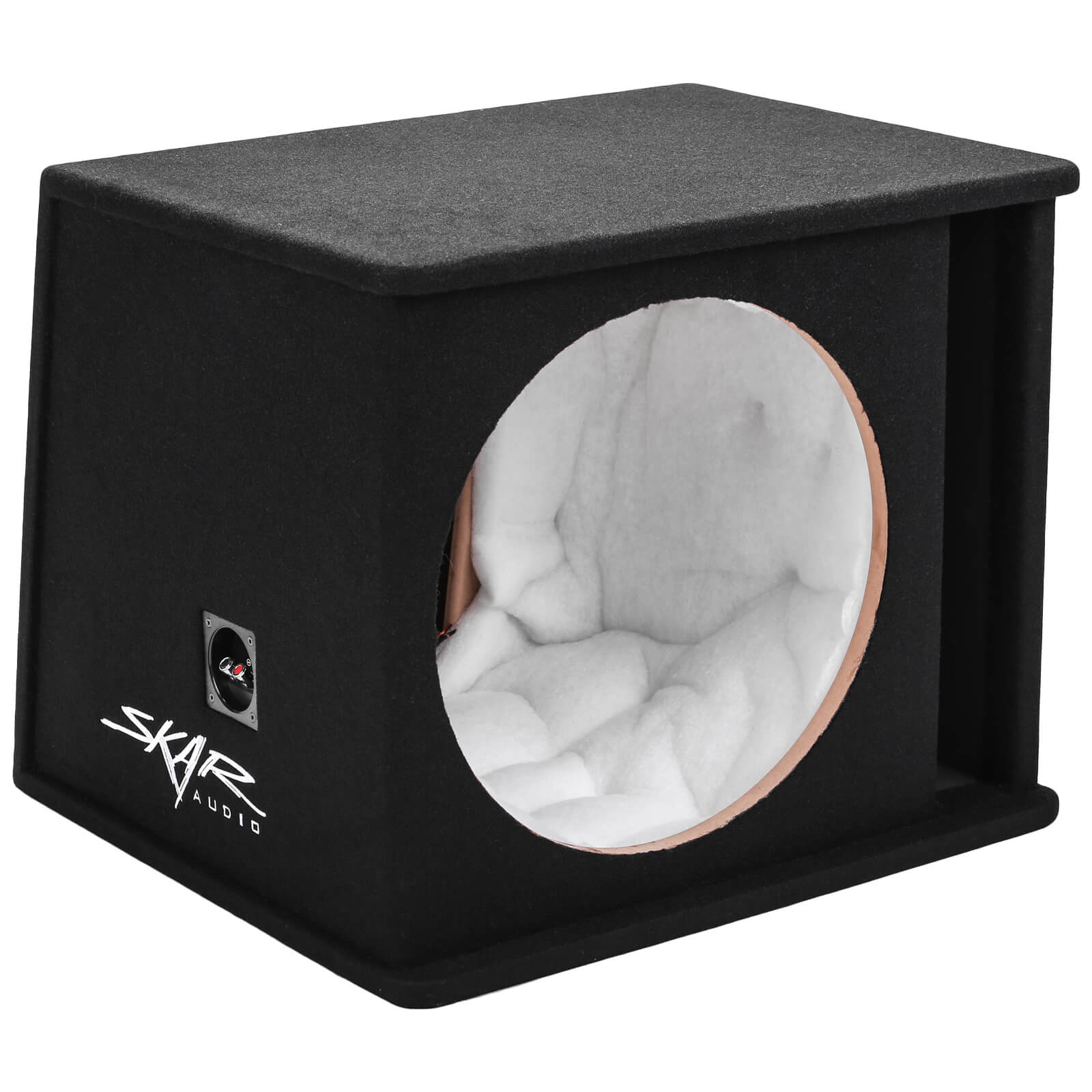 "Skar Audio SK1X18V Single 18"" Universal Fit Ported Subwoofer Enclosure - Main View"