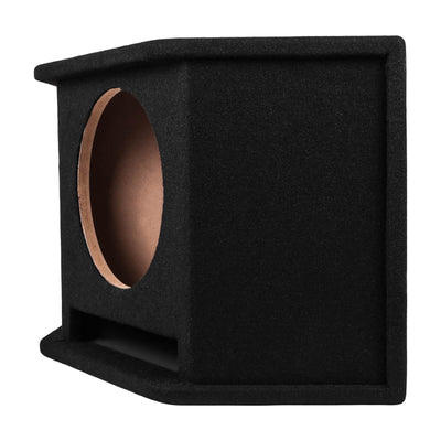 "Skar Audio SK3X10V Triple 10"" Ported Universal Fit Subwoofer Box - Side View Image"