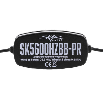 SK5600HZBB-PR - Elite Bass Blockers - Pair
