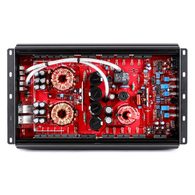 Skar Audio SKv2-1500.1D 1,500 Watt Class D Monoblock Car Amplifier - Gut Shot View