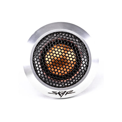 Skar Audio SPX-T 1-inch 320 Watt Max Power Component Tweeters - Front View