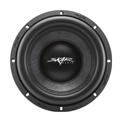 Skar Audio SVR-10 10-inch 1,600 Watt Max Power Car Subwoofer - Front View