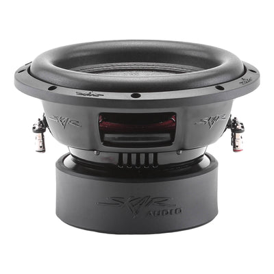 Skar Audio SVR-10 10-inch 1,600 Watt Max Power Car Subwoofer - Top View