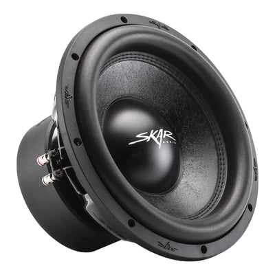 Skar Audio SVR-12 12-inch 1,600 Watt Max Power Car Subwoofer - Angle View