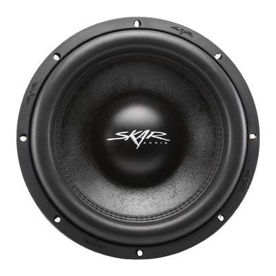 Skar Audio SVR-12 12-inch 1,600 Watt Max Power Car Subwoofer - Front View