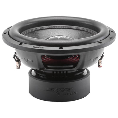 Skar Audio SVR-12 12-inch 1,600 Watt Max Power Car Subwoofer - Top View