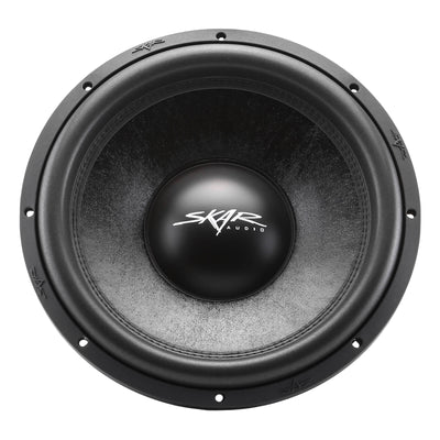 Skar Audio SVR-15 15-inch 1,600 Watt Max Power Car Subwoofer - Front View