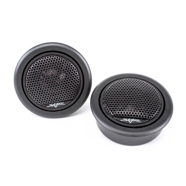 TWS-01 | 1-Inch 80 Watt Silk Dome Tweeters (Pair)