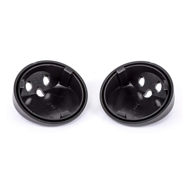 Skar Audio TWS-01 1-inch 80 Watt Max Power Component Tweeters - Mounting Hardware Included