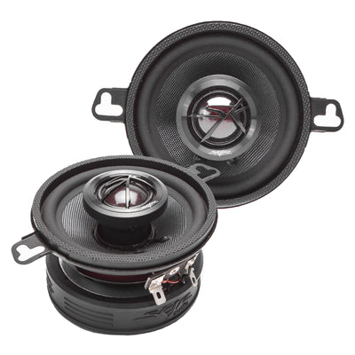 Skar Audio TX35 3.5-inch 120 Watt Max Power Coaxial Car Speakers - Angle View