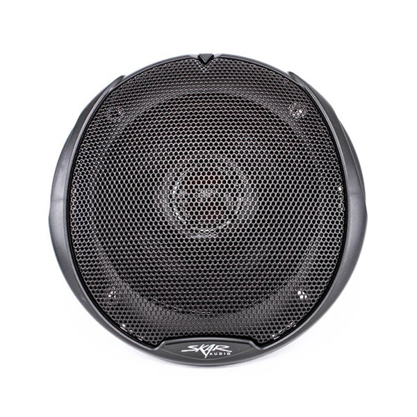 Skar Audio TX4 4-inch 120 Watt Max Power Coaxial Car Speakers - Includes Grilles