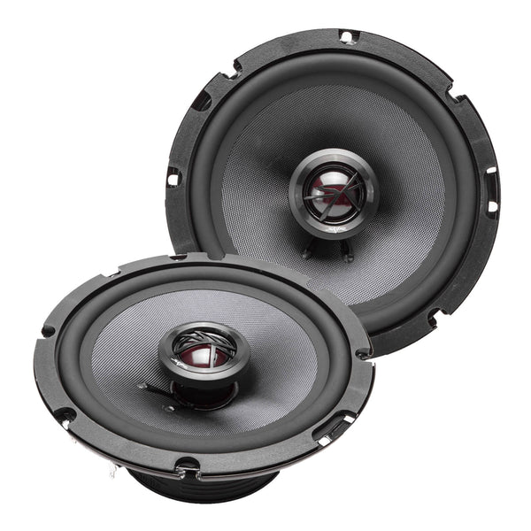 "TX65 | 6.5"" 200 Watt Elite Coaxial Car Speakers - Pair"