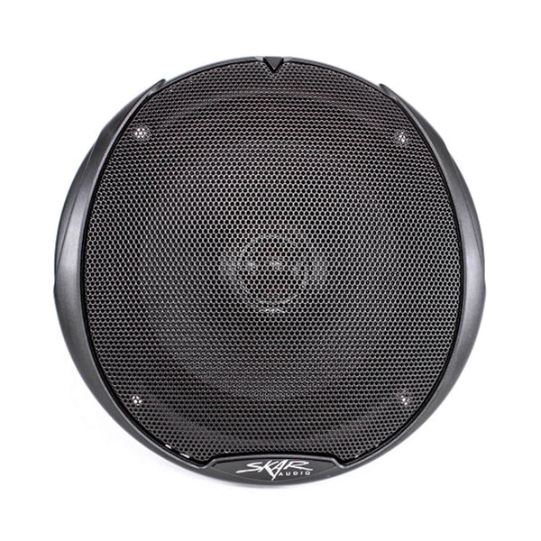 Skar Audio TX65 6.5-inch 200 Watt Max Power Coaxial Car Speakers - Includes Grilles