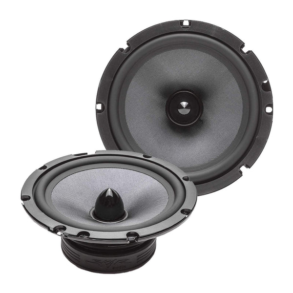 Skar Audio TX65C 6.5-inch 200 Watt Max Power Component Speaker System - Front Speaker View