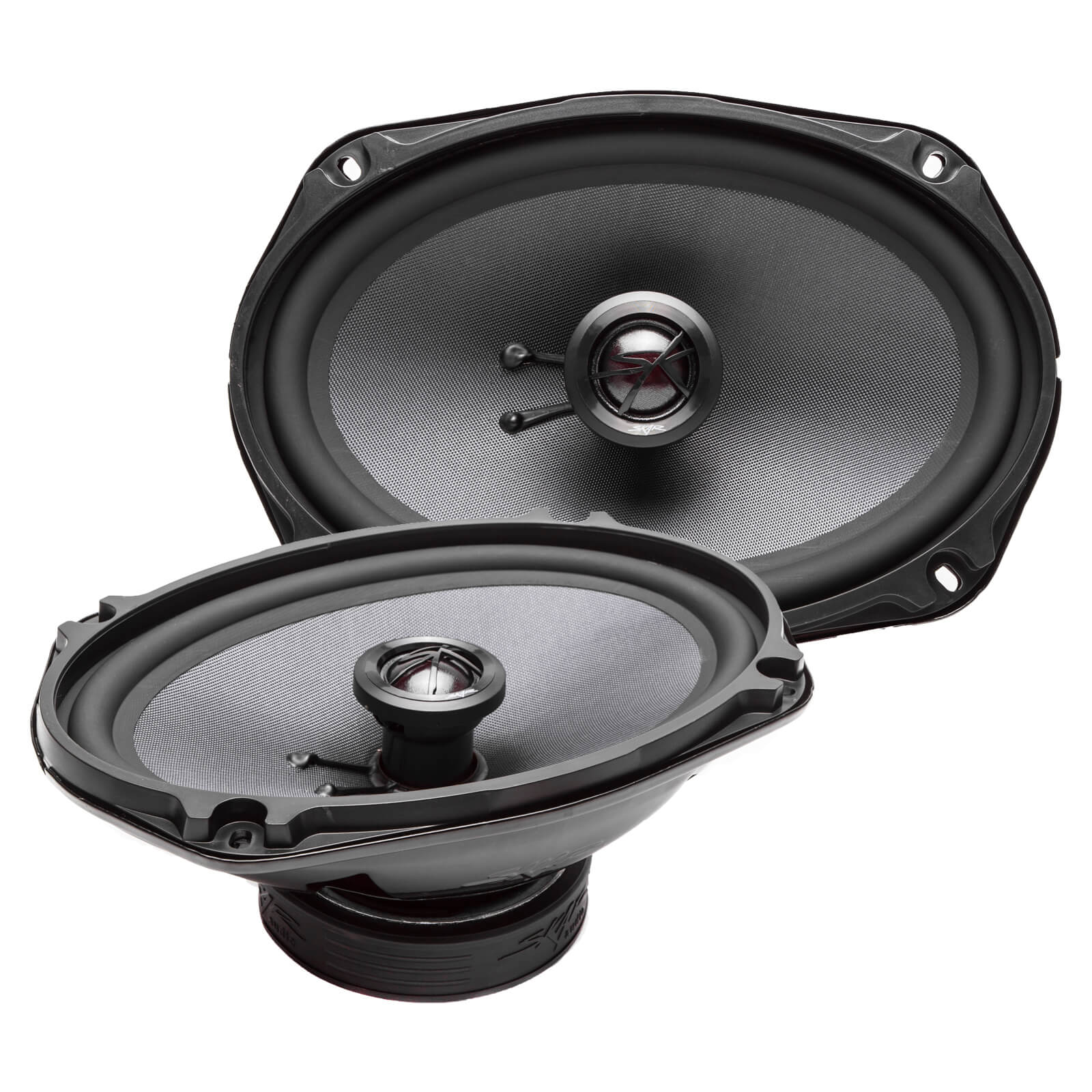 Skar Audio TX69 6-inch x 9-inch 240 Watt Max Power Coaxial Car Speakers - Main View
