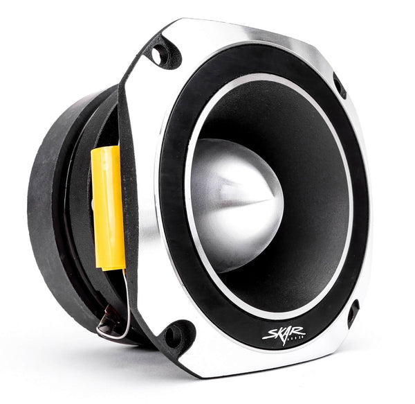 Skar Audio VX4-ST 4-inch 600 Watt Max Power Bullet Tweeter - Angle View
