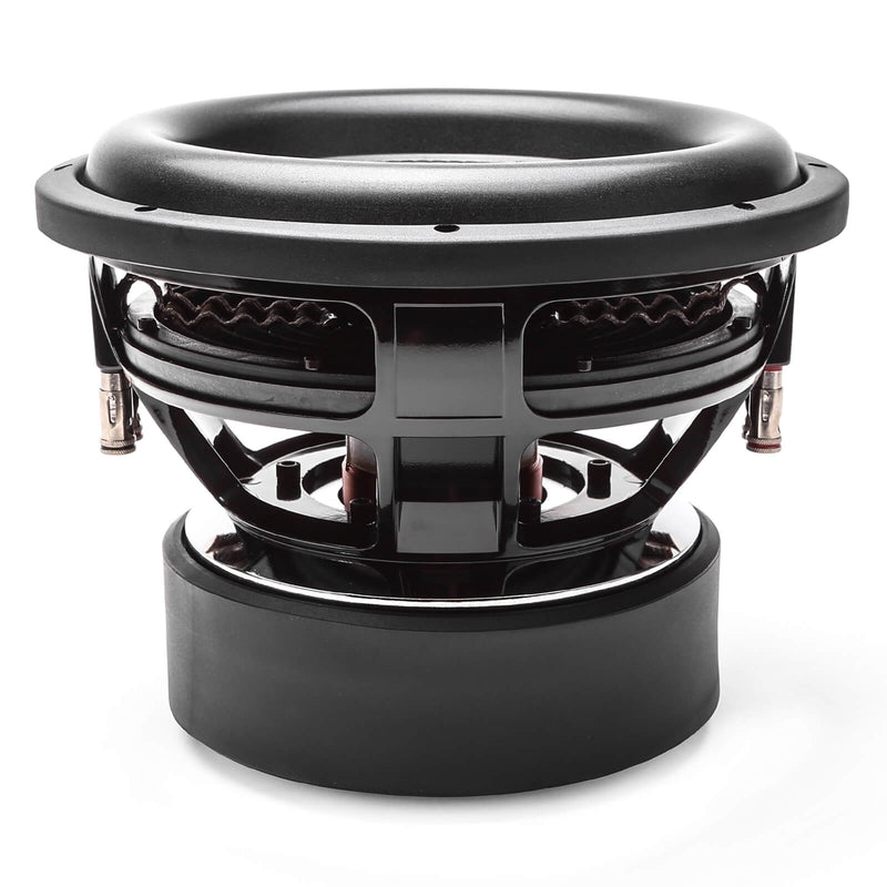 Skar Audio VXF-12 12-inch 3,000 Watt Max Power Car Subwoofer - Side Angle View