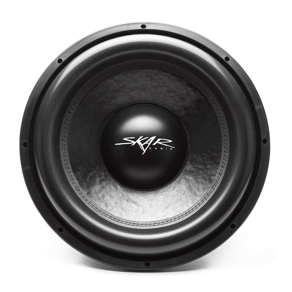 Skar Audio VXF-15 15-inch 3,000 Watt Max Power Car Subwoofer - Front View