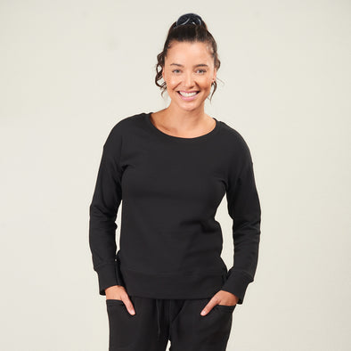 Faceplant Bamboo® Frida Pullover