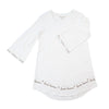 Sweet Dreams - Bell Sleeve Sleepshirt - 100% Cotton