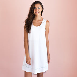 Sweet Dreams - Cozy Collection Sleeveless Nightgown