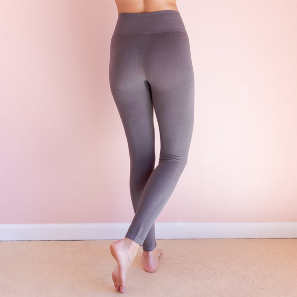 Faceplant Bamboo®Leggings - Grey