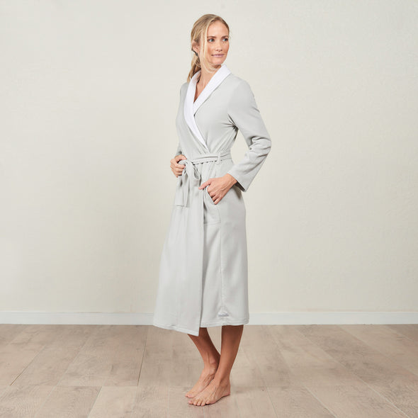 Faceplant Bamboo® Cotton Luxe Robe