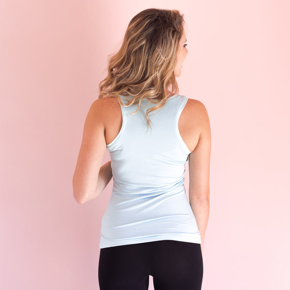 Faceplant Bamboo®T-Back Tank