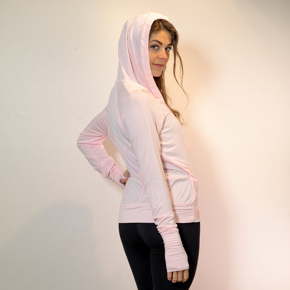Faceplant Bamboo® Crossover Hoodie